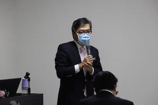 朝日大学地域社会連携講座「医療経営士養成プログラム」フィールドワークⅡ・医療経営特別講演会を開催しました!